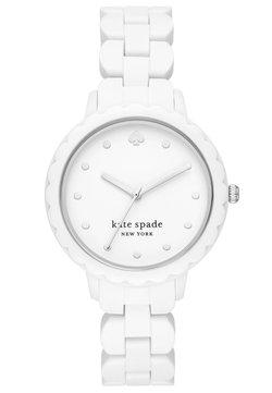 kate spade new york - MORNINGSIDE - Montre - white