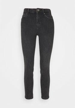 Pieces - PCLILI - Slim fit jeans - black denim