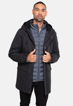 Threadbare - LINCOLN - Parka - schwarz