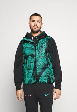 Nike Performance - FC BARCELONA FILL VEST - Liivi - new green/black