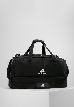 adidas Performance - TIRO DU - Sporttasche - black/white