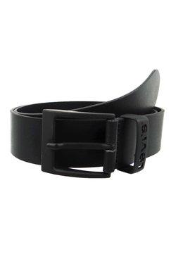 Levi's® - ASHLAND GUN METAL - Belt - schwarz