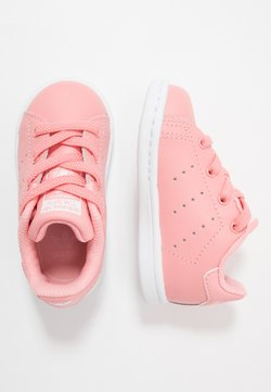 adidas Originals - STAN SMITH EL - Sneaker low - glow pink/footwear white