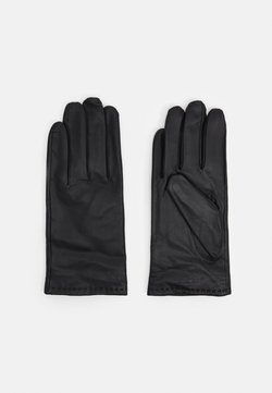 Strellson - GLOVES - Fingervantar - black
