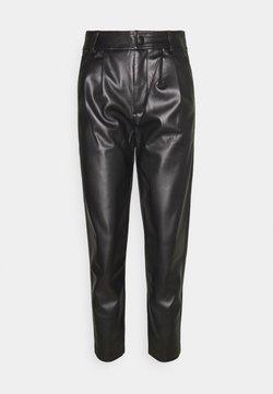 Freequent - FQHARLEY ANKLE - Pantalon classique - black