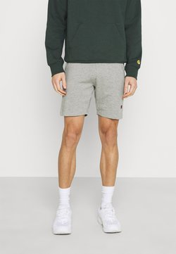INDICODE JEANS - BRENNAN - Shorts - light grey