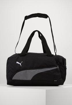 Puma - FUNDAMENTALS SPORTS BAG - Sporttasche - black