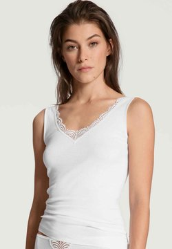 Calida - Unterhemd/-shirt - white