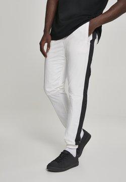 Urban Classics - Jogginghose - white, black