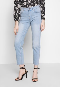 Noisy May - NMJENNA - Relaxed fit jeans - light blue denim