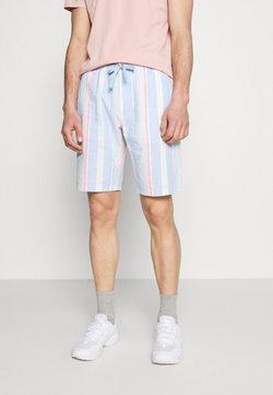 Tommy Jeans - STRIPE - Shorts - light powdery blue