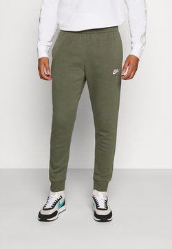 Nike Sportswear - CLUB - Jogginghose - twilight marsh/white