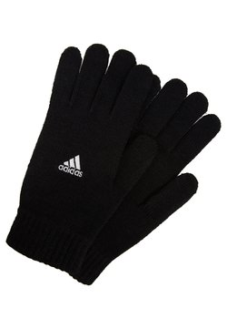 adidas Performance - TIRO FOOTBALL GLOVES - Fingervantar - black/white