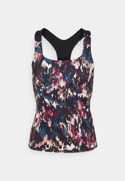 Sweaty Betty - SUPER SCULPT YOGA - Top - blue
