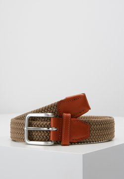 Jack & Jones - JACSPRING BELT - Belt - incense