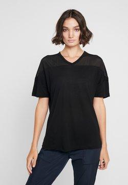Filippa K - TEE - Camiseta básica - black
