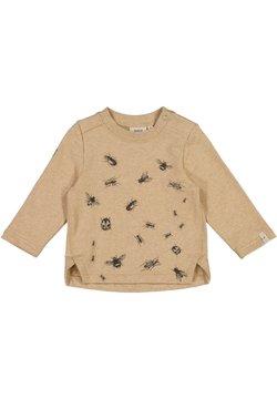 Wheat - Sweater - sand melange