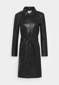 Part Two - EINETTE - Trenchcoat - black