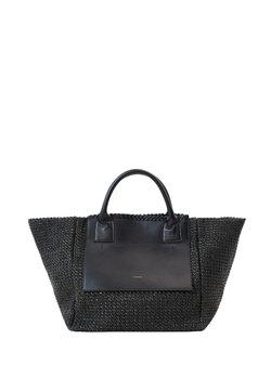 Uterqüe - Handtasche - black