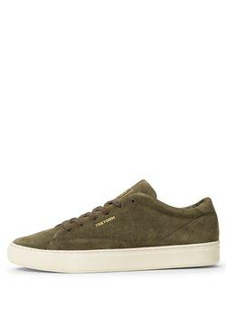 Tretorn - TOURNAMENT  - Sneaker low - dark olive