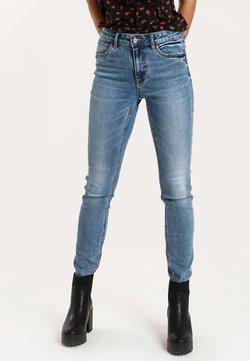 Pimkie - PUSH UP - Jean slim - denim blue