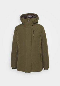 Save the duck - COPY - Winterjacke - thyme green