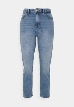 ONLY Petite - ONLKELLY LIFE MOM - Jeans relaxed fit - medium blue denim