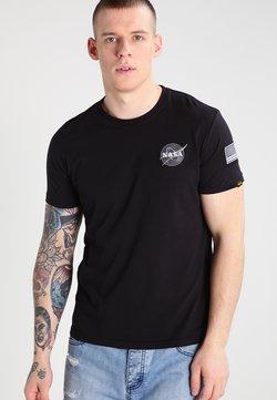 Alpha Industries - 176507 - T-shirt print - black