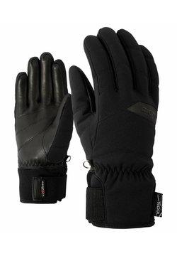 Ziener - KOMI AS® AW - Fingerhandschuh - schwarz