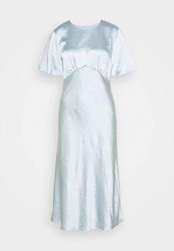 Third Form - GATHER TEE BIAS MIDI - Cocktailkleid/festliches Kleid - powder blue