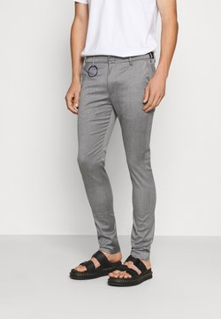 Replay - Stoffhose - mottled grey