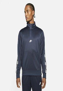 Nike Sportswear - Langærmede T-shirts - thunder blue/obsidian/white