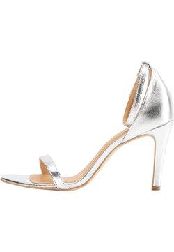 faina - HIGH-HEEL-SANDALETTE - Sandalen met hoge hak - silber