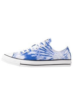 Converse - CHUCK TAYLOR ALL STAR - Sneaker low - game royal/cerise pink/white