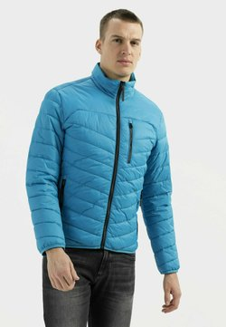 camel active - Winterjacke - ocean blue