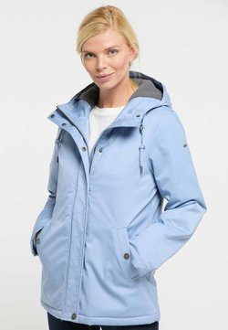 usha - Winterjacke - smoke blue