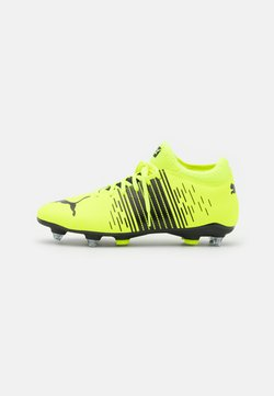 Puma - FUTURE Z 4.1 MXSG - Screw-in stud football boots - yellow alert/black/white