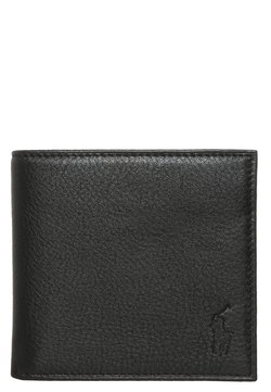 Polo Ralph Lauren - BILLFOLD - Lompakko - black