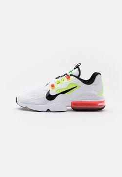 Nike Sportswear - AIR MAX INFINITY 2 AMD - Baskets basses - white/black/bright crimson/volt