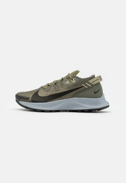 Nike Performance - PEGASUS TRAIL 2 - Löparskor terräng - medium olive/black/medium khaki