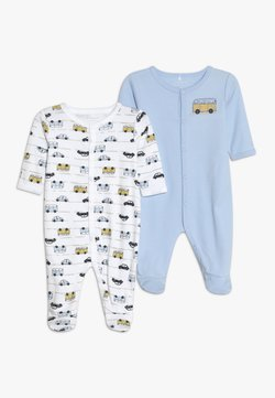 Name it - NBMNIGHTSUIT 2 PACK - Pyjama - blue