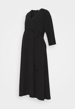 IVY & OAK Maternity - SCAROLA - Vestido largo - black