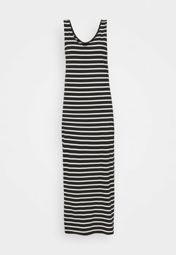 ONLY - Maxi dress - black/cloud dancer