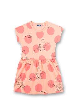 Sanetta Kidswear - Freizeitkleid - rosa