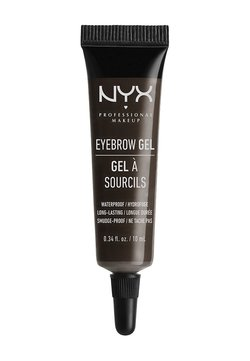 Nyx Professional Makeup - EYEBROW GEL - Augenbrauengel - 5 black