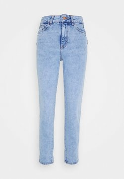 New Look - WAIST ENHANCE MOM BRAZIL - Relaxed fit jeans - blue