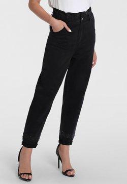 Apart - Jeans baggy - schwarz