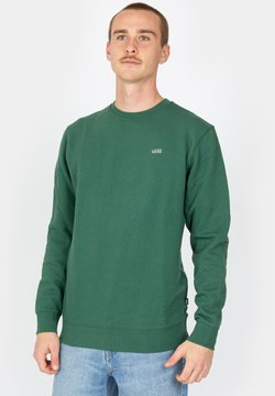 Vans - EASY BOX - T-Shirt print - pine needle