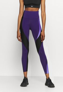 Reebok - LUX - Tights - purple