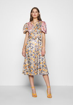 Never Fully Dressed - ZSA ZSA SPLICED DRESS - Cocktailjurk - multi coloured